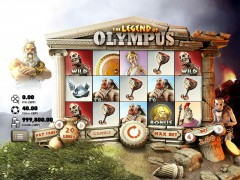The Legend of Olympus - Rabcat Gambling