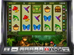 Crazy Monkey 2 - Igrosoft