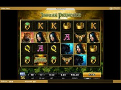Jaguar Princess - IGT Interactive