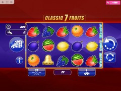 Classic7Fruits tragamonedas77.com MrSlotty 1/5