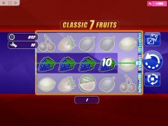 Classic7Fruits tragamonedas77.com MrSlotty 2/5